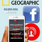National Geographic explota Facebook Live y Video 360º